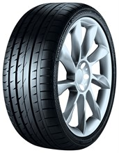 Continental ContiSportContact 3 235/40R19 96 W XL FR