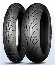 Michelin Pilot Road 4 GT 170/60R17 72 W Rear