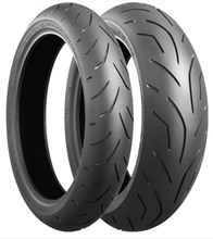 Bridgestone BATTLAX S20 EVO 140/70R17 66 H Rear TL