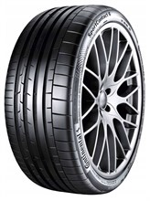 Continental SportContact 6 285/40R22 110 Y XL AO CONTISILENT FR