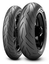 Pirelli Diablo Rosso 3 180/55R17 73 W Rear TL  M/C