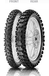 Pirelli Scorpion MX eXTra 110/90-19 62 M NHS