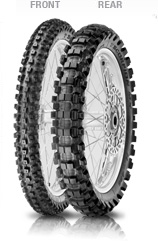 Pirelli Scorpion MX Hard 486 110/90-19 62 M TT NHS